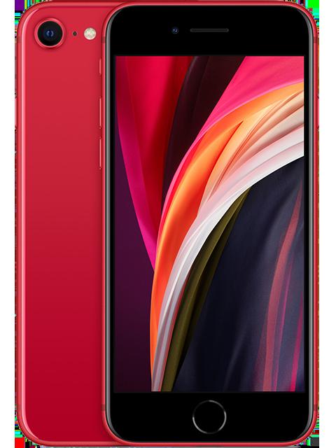 Apple iPhone SE (2020) 256GB Rood