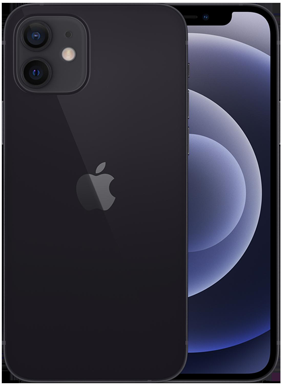 Apple iPhone 12 Mini 256GB Zwart
