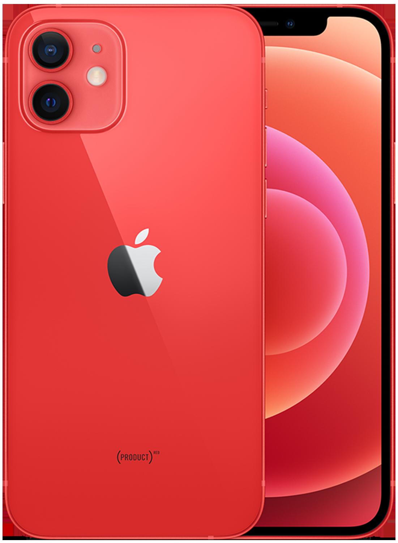 Apple iPhone 12 Mini 64GB Rood